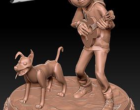 Coco - Miguel y Dante 3D printable model