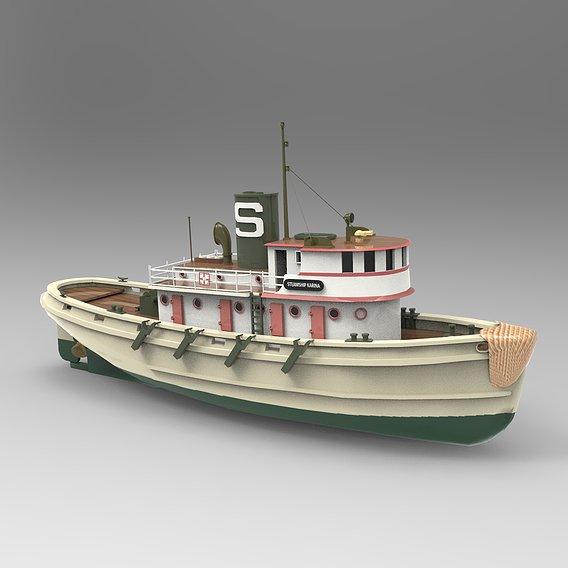 Steamship Karina