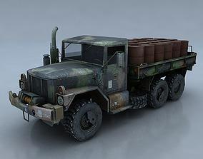 M35A3b 3D model