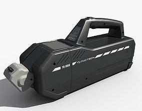 3D Hand-Held Detector