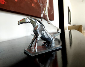 3D print model COLT an art sculpture
