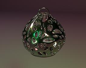 christmas ball 3D printable model