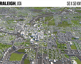 Raleigh 3D election