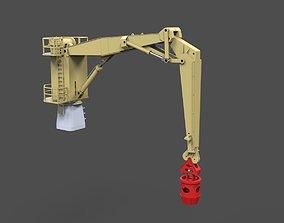 Crane for Nordic Graupner 3D printable model