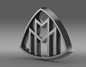 3D model Maybach Logo