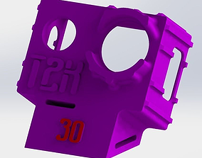 3D print model Turnigy 2K Wedge Case 30deg