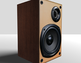 3D model Speaker Subwoofer