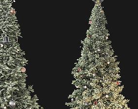Christmas tree 3D PBR