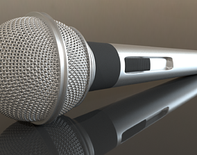 3D audio-device Microphone