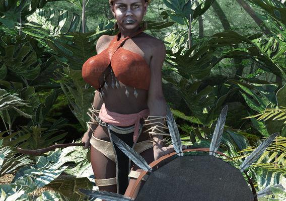 Shaman West Africa