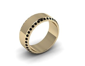 Men Jewerly Ring 006 3D printable model