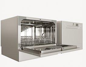 3D model ELECTROLUX ESF 2400 OS