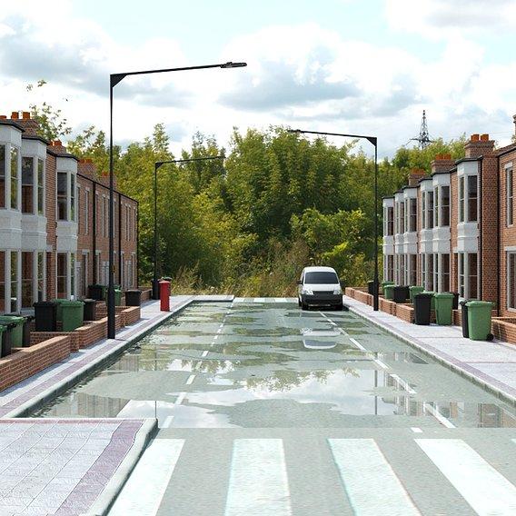 England Coventry street