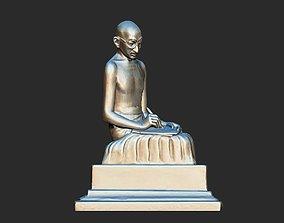 Ivory Gandhi v2 3DP