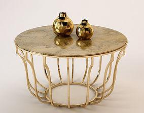 Jules Baxter Table 80 3D model