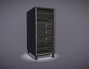 Computer Server 3D PBR