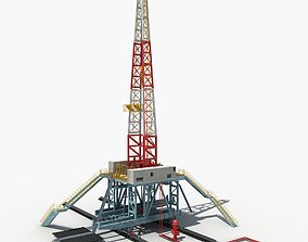 3D Land Rig gas