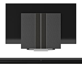 3D BANG AND OLUFSEN BEOVISION HARMONY 65 and 77 Gray 1