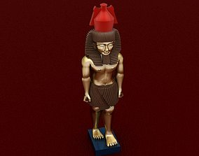 3D print model Ancient Egyptian Pharaoh 15