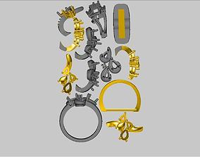 Jewellery-Parts-5-2a2mflh1 3D print model