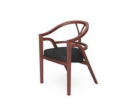 Captains Chair - Edward Wormley 3D printable model