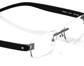 Eyeglasses for Men and Women fashion 3D print model