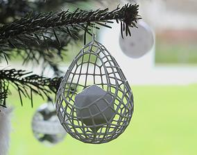 printing 3D printable Christmasball