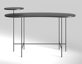 contemporary Tradition fornell desk 3D model