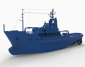 Smit Rotterdam 3D printable model