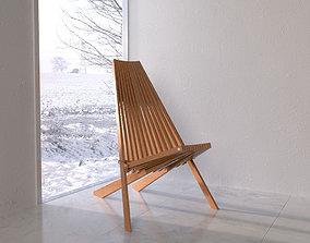 chair 135 AM147 3D model