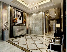 3d Models SAMPLE INTERIOR Living Room