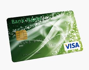 3D asset Credit Card
