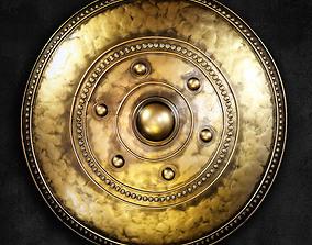 Metal Shield 1 3D