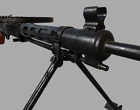 3D DP-28 Machine Gun