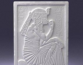 Egyptian tablet 0037 3D Print Ready