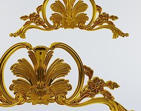 imperial ornament 3D model