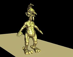 3D model for animation COCO