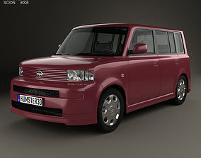 Scion xB 2003 3D model