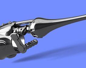 Warhammer Harlequin Kiss Sting weapon - 3D printable