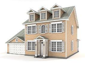 Cottage 03 3D model
