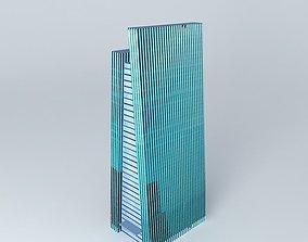 Palma tower 3D