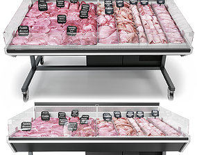 3D Meat showcase 2
