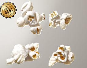 Popcorn 3D Models | CGTrader