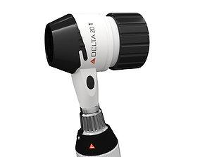 equipment Heine Delta 20T Dermatoscope 3d model