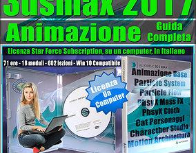 Corso 3ds max 2017 Animazione Guida Completa un Computer