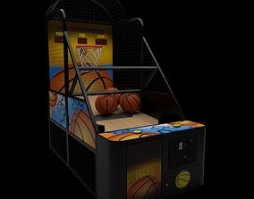 game 3D Basketball Arcade Game