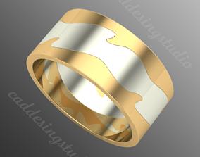 Ring od 135 3D print model brilliant