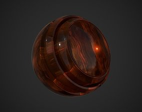 3D Tiger eye gem Smart Material