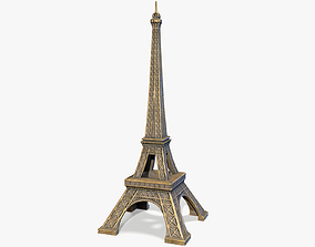 Eiffel Tower Souvenir 3D model