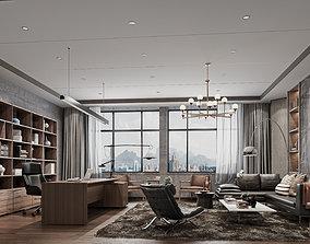 Office 110 3D model